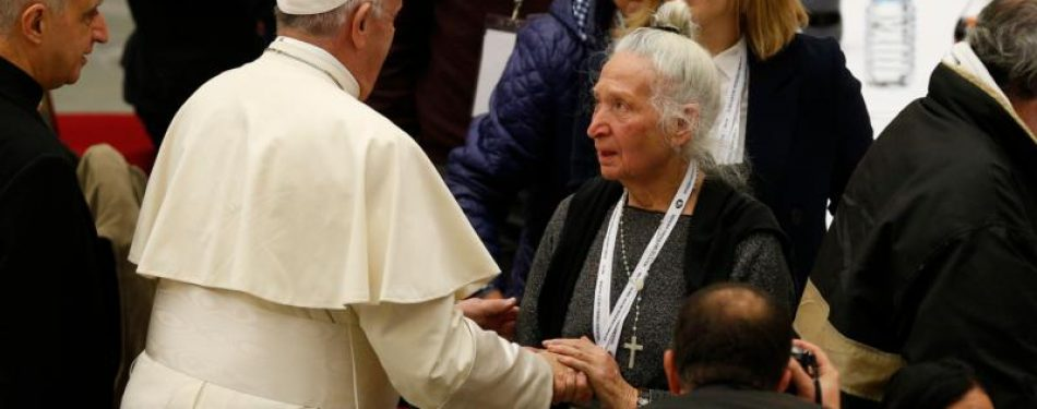 Having a friend who is poor will help you get to heaven, pope says