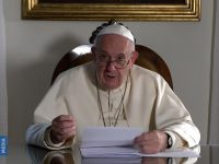 "Pope Francis: ""I will never grow tired of condemning every form of anti-Semitism,"""
