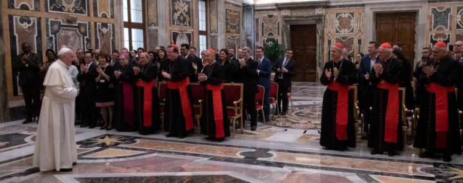 More must be done to include women in church bodies, pope says