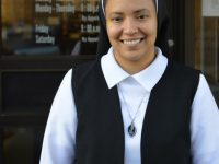 As immigration lawyer, woman religious helps reduce clients anxiety
