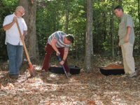 Bound by shared grief, staff assists families at natural burial ground