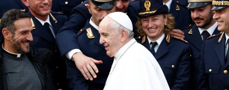 Pope prays for Albania after earthquake leaves dozens dead