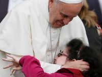Defend dignity of persons with disabilities, pope says