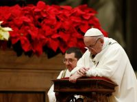 Vatican releases popes Christmas season schedule