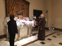 Clothing drive half a world away helps babies in Christs hometown