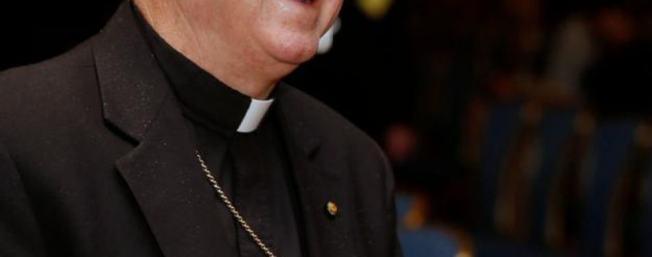 Update: Pope accepts resignation of Bishop Higgins from military archdiocese