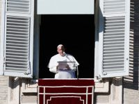 Pope prays for dialogue as tensions mount between U.S., Iran