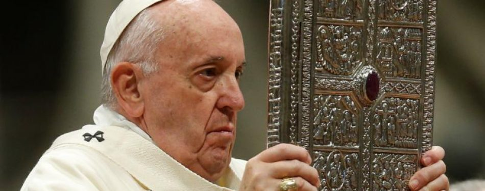 Update: Pope sets special day to honor, study, share the Bible