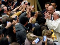 Hospitality is an important ecumenical virtue, pope says