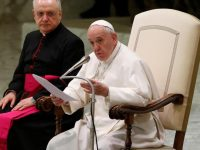 Beatitudes are a Christians ID card, pope says at audience