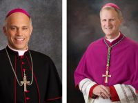 Catholic leaders put local food on the line for Super Bowl matchup