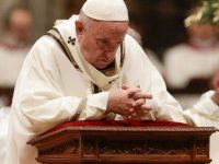 Pope Francis Refuses To Allow Married Priests.