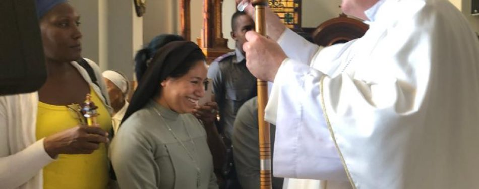 Update: With visit to Cubas Madonna, New York cardinal begins six-day trip
