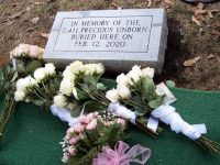 Remains of aborted babies now in final resting place in Indiana cemetery