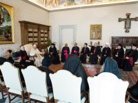 Brother bishops: Ad limina brings U.S. bishops closer to pope, each other