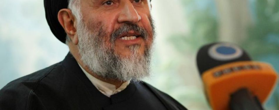 Iranian cleric pleads with pope to help end U.S. sanctions
