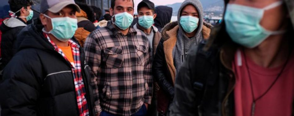 Catholic agencies: Move refugees from Greece to avoid pandemic disaster