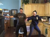 Texas Catholic familys quarantine dancing video goes viral
