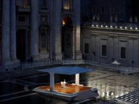COVID-19 is not Gods judgment, but a call to live differently, pope says