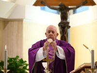 Update: Vatican confirms pope does not have COVID-19