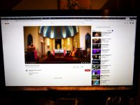 Masses, Stations of the Cross, meditations in livestreams, on YouTube