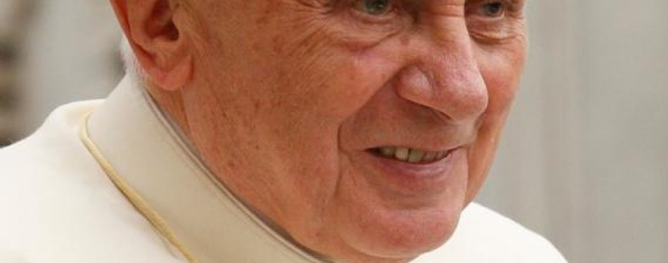 Benedict XVI visits his ailing brother in Germany