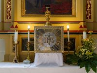 Police Appeal For Return Of Stolen Tabernacle Containing The  Eucharist