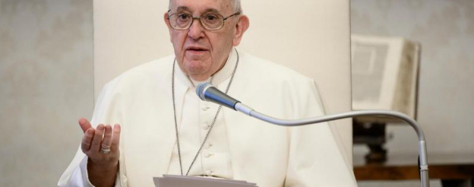 Pope Prays For Students Right To Education During War And Terror Threats