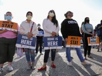 DACA ruling called a beautiful moment; concern about future remains
