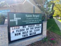 A month after historic flood, Michigan Catholics still stepping up to help