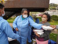 Focolare member in Colombia pays it forward by helping fellow migrants