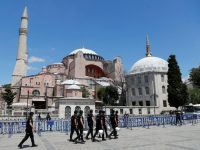 Update: Pope, U.S. bishops saddened by Turkish court ruling on Hagia Sophia