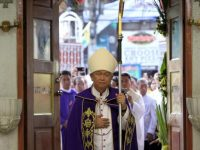 Manila bishop tests positive for COVID-19, says hes asymptomatic