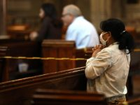 COVID pandemic should raise questions about faith, pope says