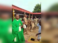Nigerian Military Protects Sunday Mass From Boko Haram