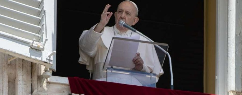 """Pope Francis: """"Dear brothers and sisters in Nicaragua, I am near you and am praying for you."""""""