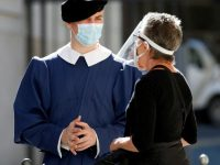 Vatican workers who meet public tested for COVID-19 antibodies