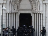 Timeline Of French Church Attack