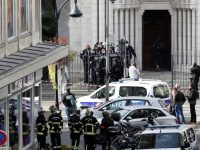 Woman Decapitated In Suspected Church Terror Attack