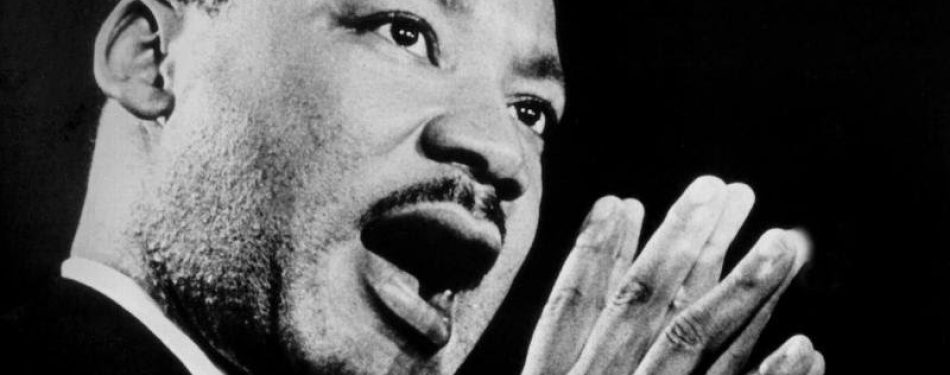 Pope sees MLK's plea to love, nonviolence as remedy to modern turmoil