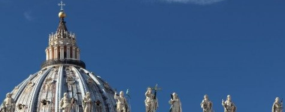 Pope will not preside over upcoming celebrations due to sciatica