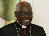 Pope Accepts Resignation of Cardinal Sarah