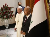 Pope Francis Arrives in Iraq And Calls For End To Violence And Extremism