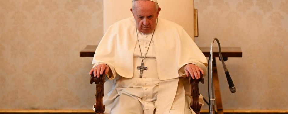 Pope Francis declares blind 14th-century lay Dominican a saint