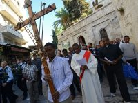 Holy Land Franciscans concerned about Good Friday collection