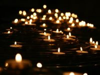 If On This Night You Are Experiencing Darkness Open  Your Heart To The Light of Easter