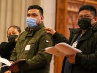 Joining Catholic Church amid pandemic is 'courageous choice,' says priest