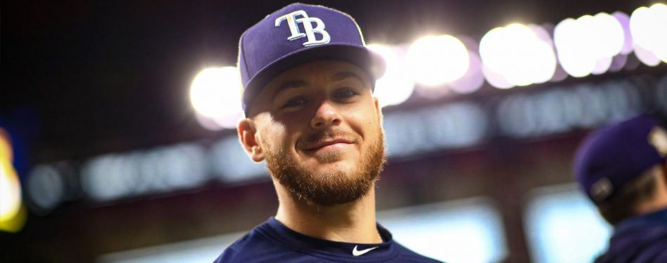 Tampa Bay Rays player credits success to his parents, Catholic education