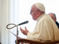 Saints accompany, intercede for Christians in prayer, pope says