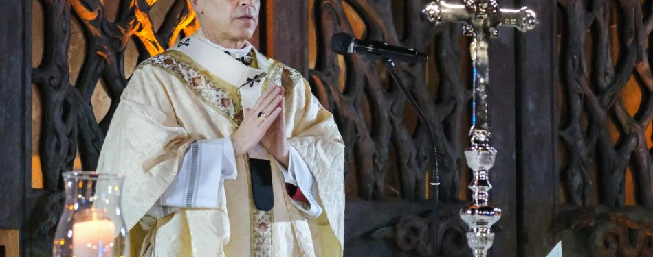 San Francisco archbishop examines abortion, Communion in pastoral letter